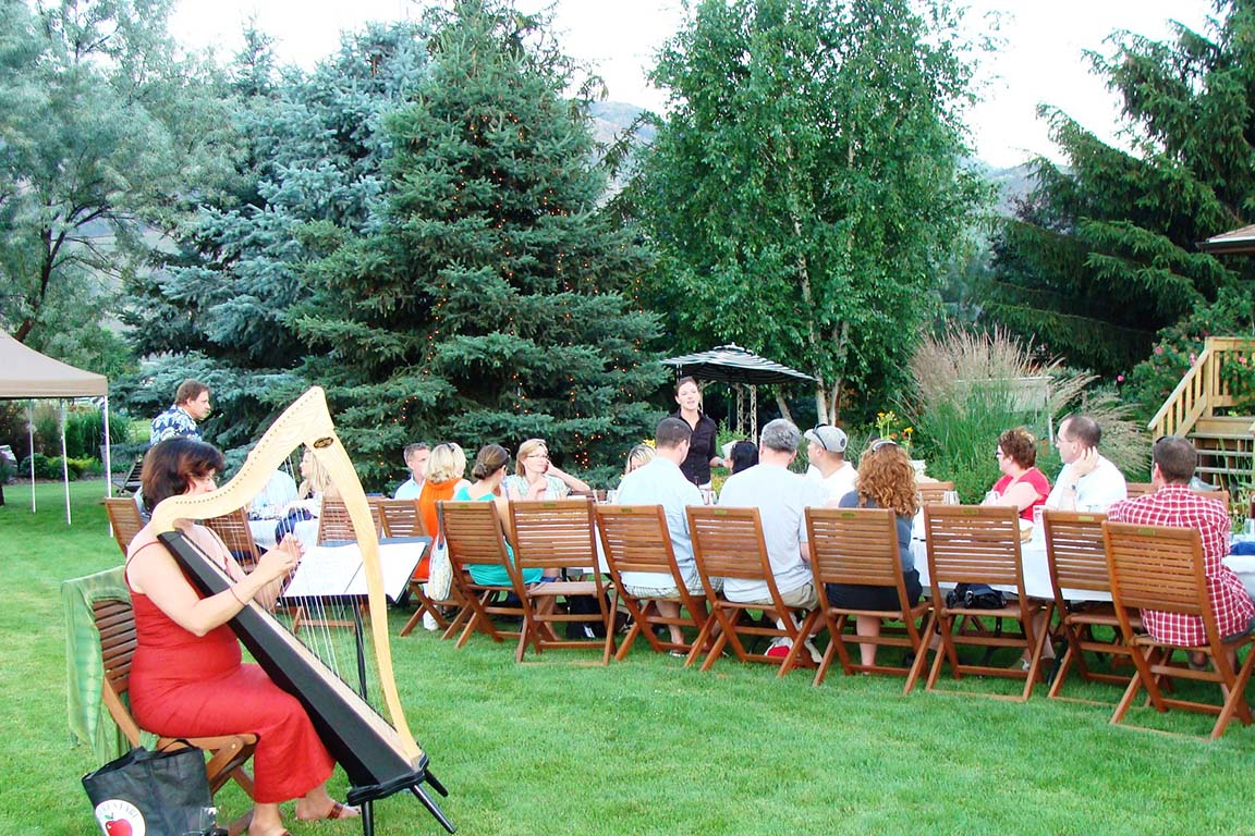 Host your special event in Naturescapes Gardens